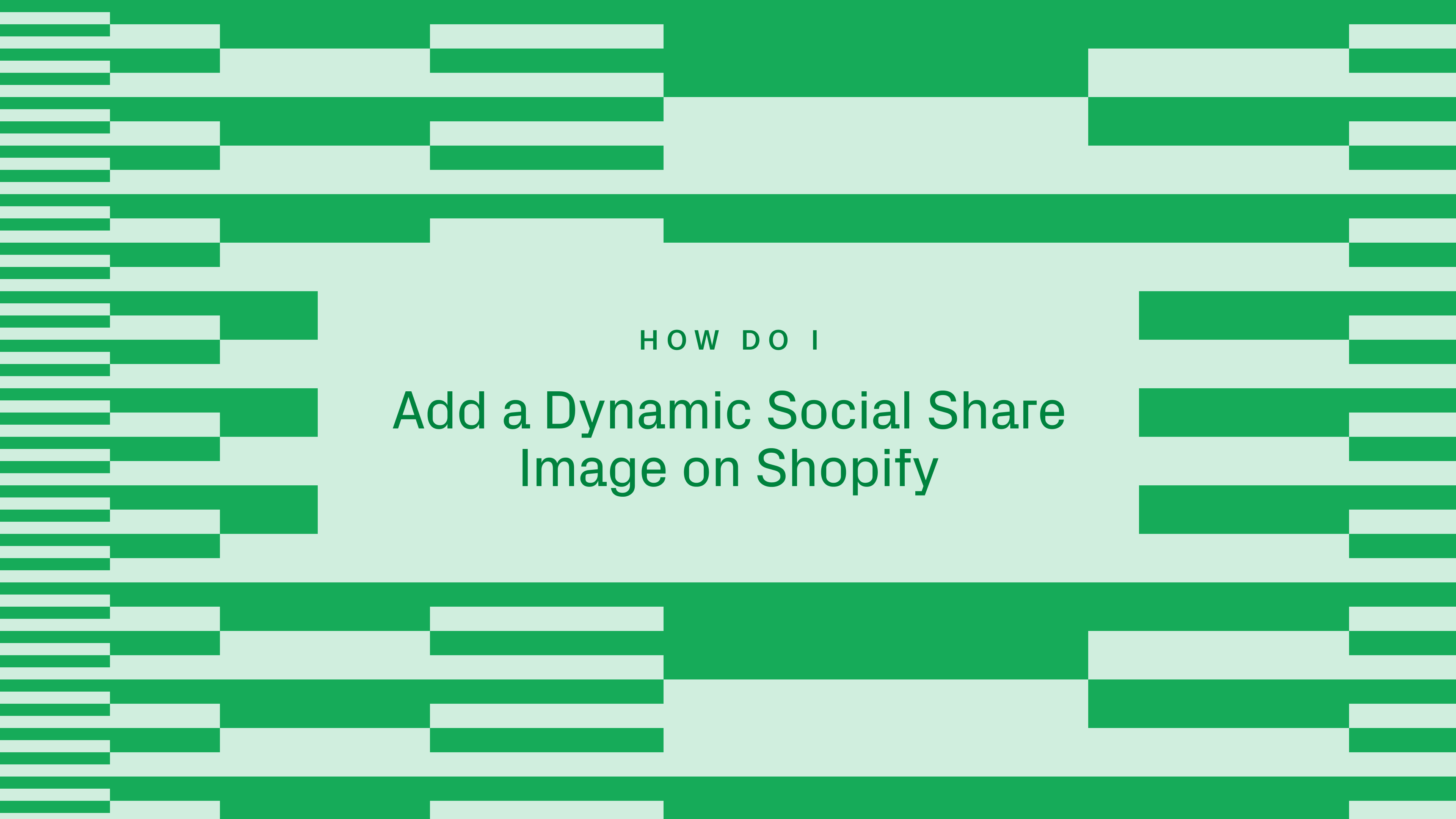 How to Add a Dynamic Social Share Image to a Shopify Theme